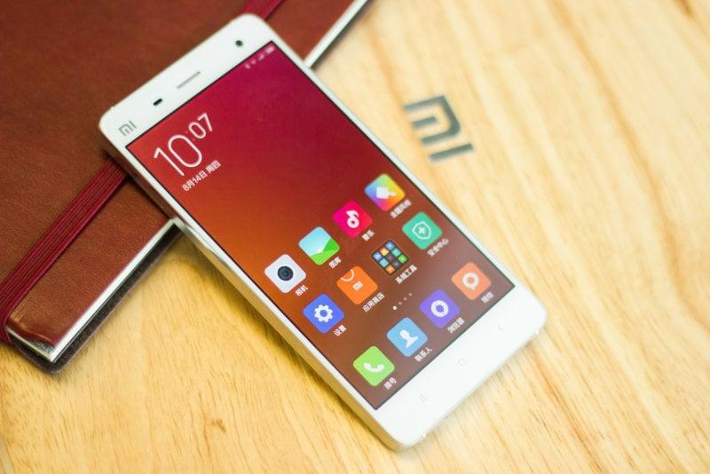 Antutu Benchmark of Xiaomi Mi4 :: Kimovil com
