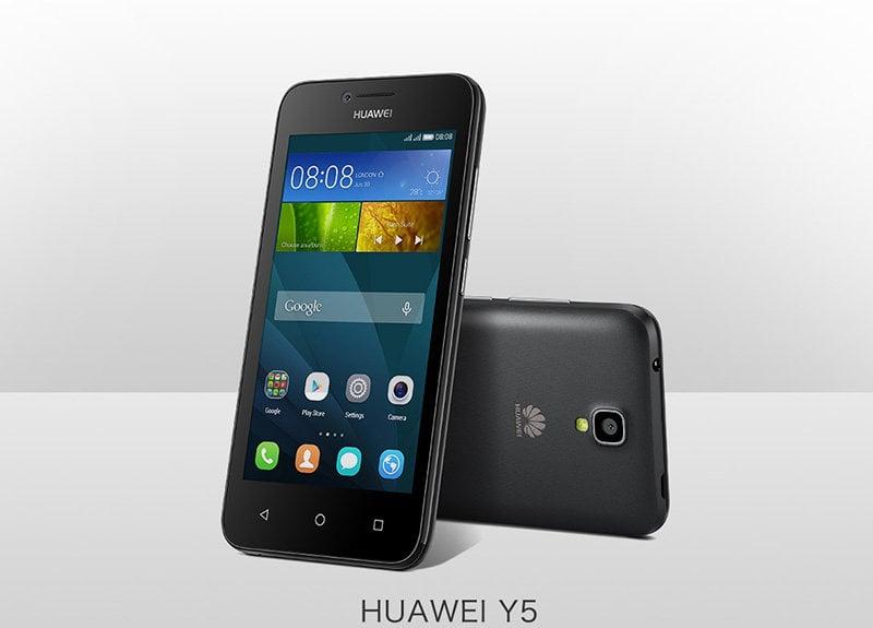 b39e55ca23d Huawei Ascend Y5: Precio, características y donde comprar