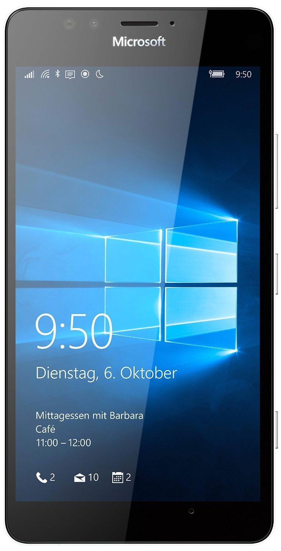 Microsoft Lumia 950 Vs Xl Comparison Nokia Buy Cheap Dual Sim