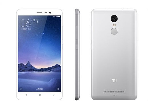 Image result for Xiaomi Redmi Note 3 Pro