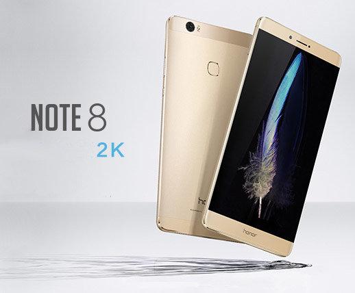 Huawei Honor Note 8 prix tunisie