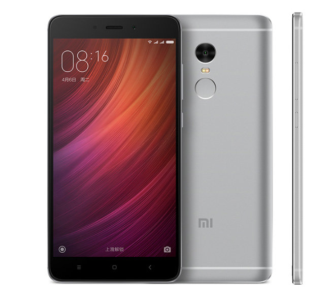 redmi note 4 фото