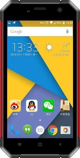 Nomu s30 rugged smartphone