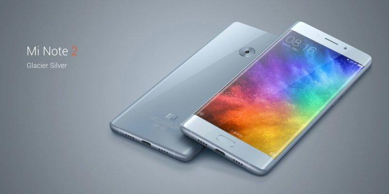 Xiaomi Mi Note 2 VS  Xiaomi Mi Note 3: Comparison