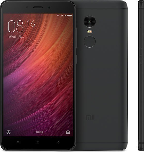 Xiaomi Redmi Note 4 White 16GB 5.5