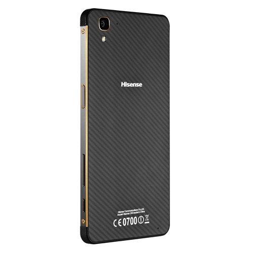 HISENSE C20 VS IPHONE X