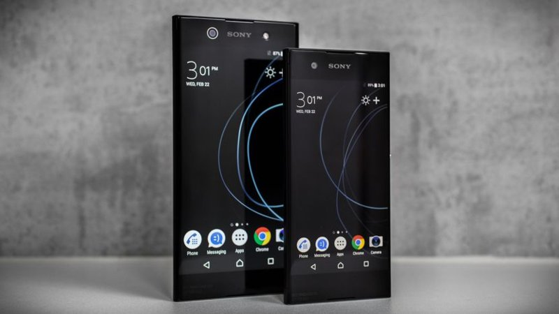 sony xperia xa1 price features and where to buy. Black Bedroom Furniture Sets. Home Design Ideas