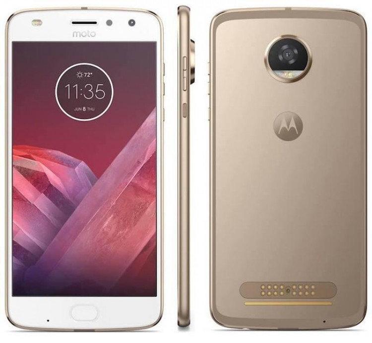 Resultado de imagen para Motorola Moto Z2 Play