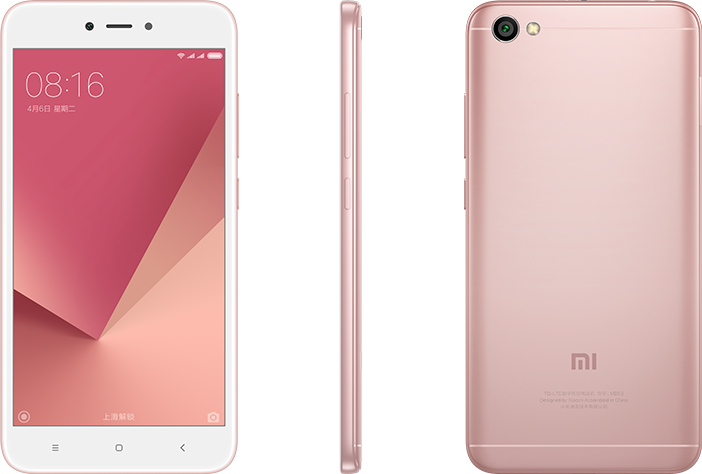 xiaomi redmi note 5a: price and specifications