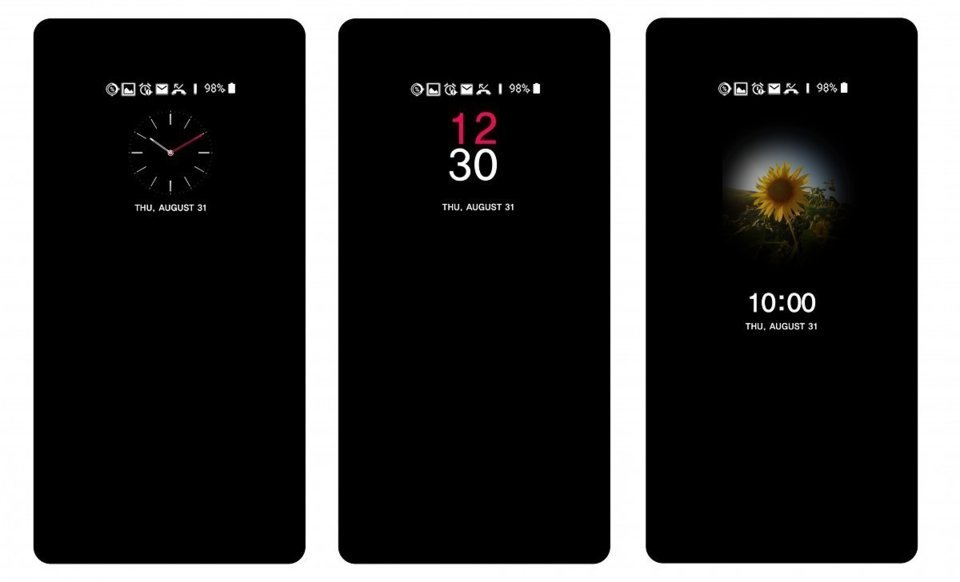 Opinions from the LG V30: User reviews