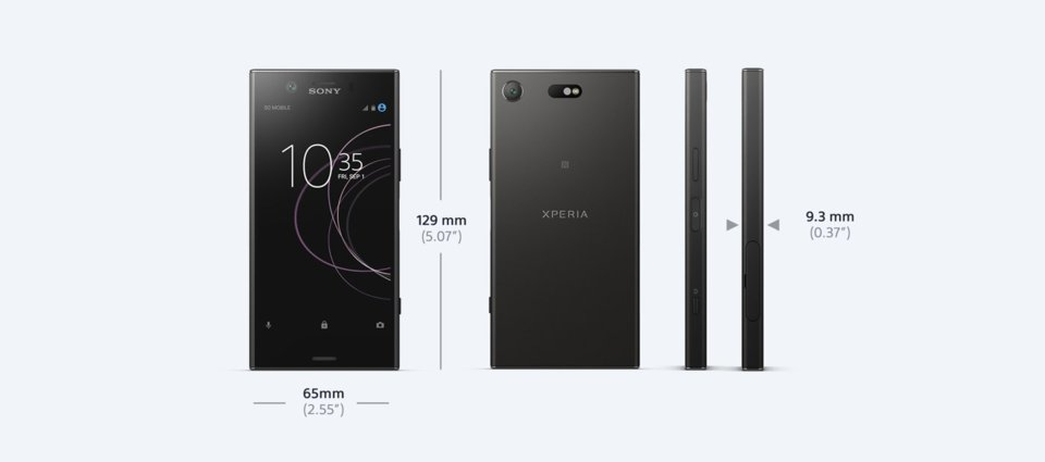 sony xperia xz1 compact price features and where to buy. Black Bedroom Furniture Sets. Home Design Ideas