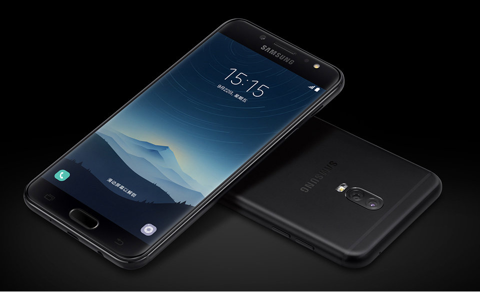 Image result for galaxy C8