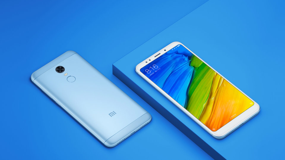 Xiaomi Redmi Note 5 PLUS hOTSHOP.UZ