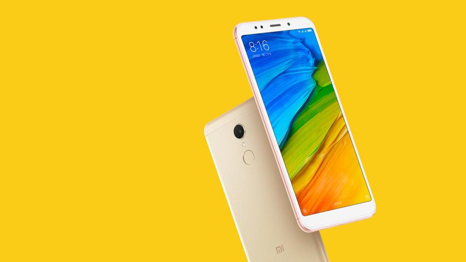 Resultado de imagem para Xiaomi Redmi 5