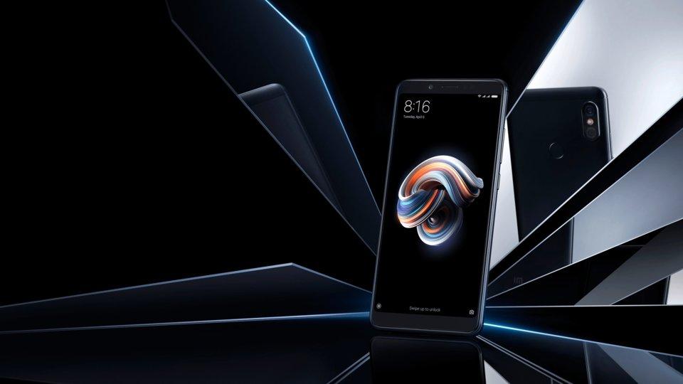 Antutu Benchmark of Xiaomi Redmi Note 5 :: Kimovil com