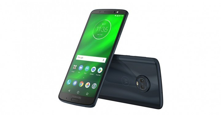 LG G6 VS  Motorola Moto G6 Plus: Comparison