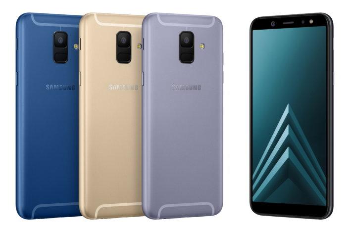 Samsung Galaxy A6 2018 Preis Ausstattung Und Bezugsquellen