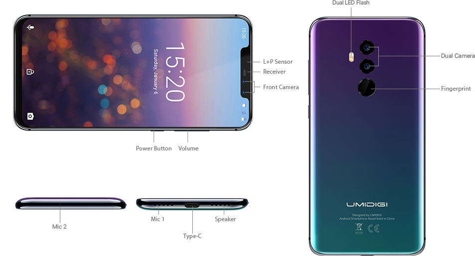 Opinions from the UMiDIGI Z2: User reviews