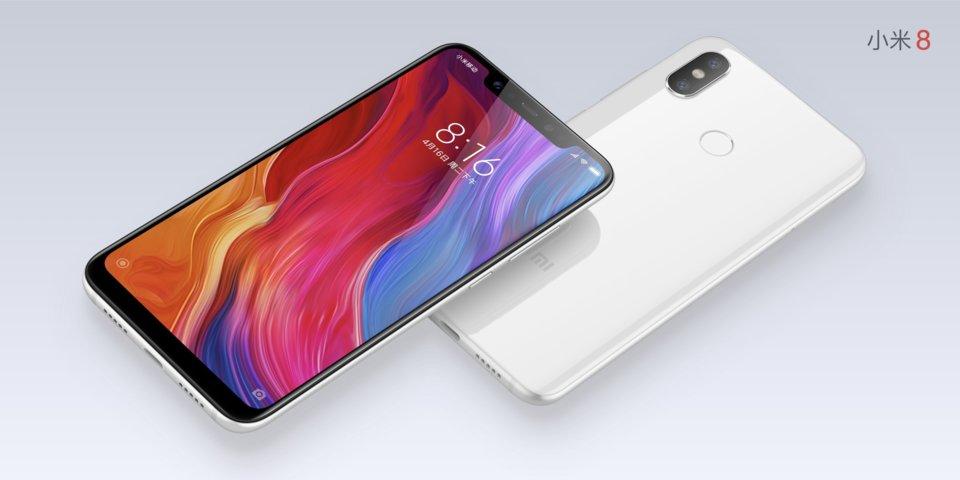 Comprar Xiaomi Mi 8 en Valencia