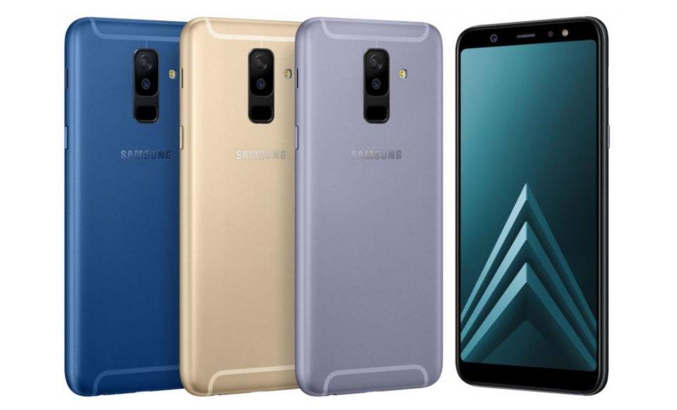 Meilleur Prix Pour Samsung Galaxy A9 Star Lite