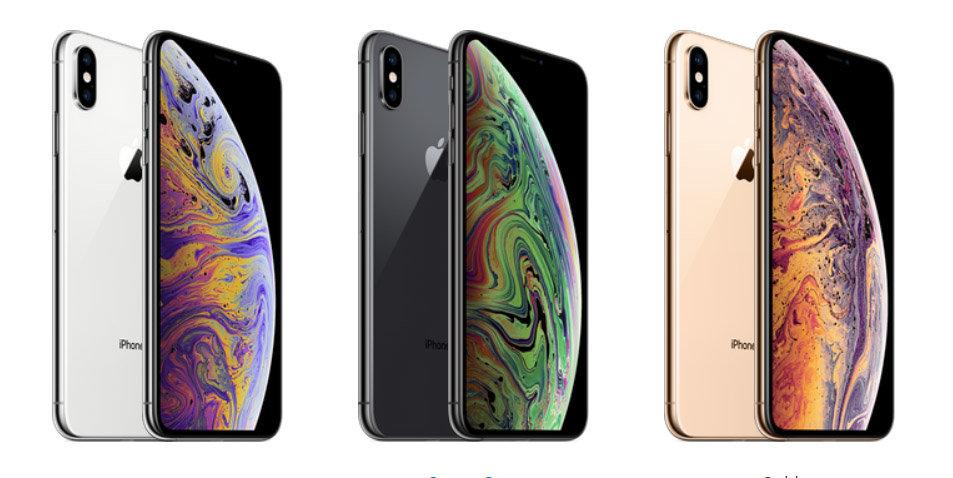 5d7104af786 Apple iPhone Xs Max