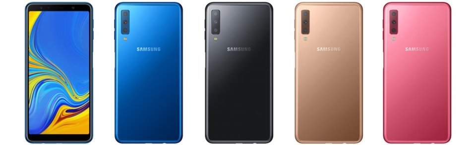 251257efdf ... melhor preço para Samsung Galaxy A7 (2018) ...