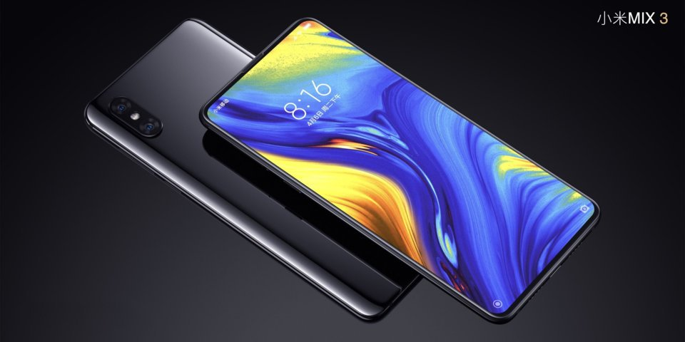 Image result for mi mix 3