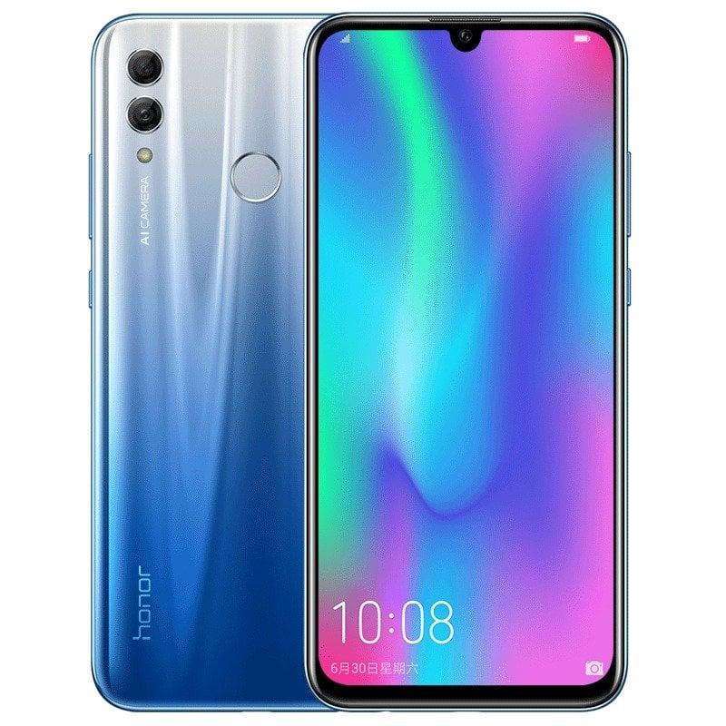 Huawei Honor 10 Lite VS  Huawei P20 Lite: Comparison