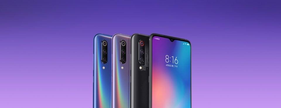 Xiaomi Mi 9 VS  Xiaomi Mi 9T: Comparison