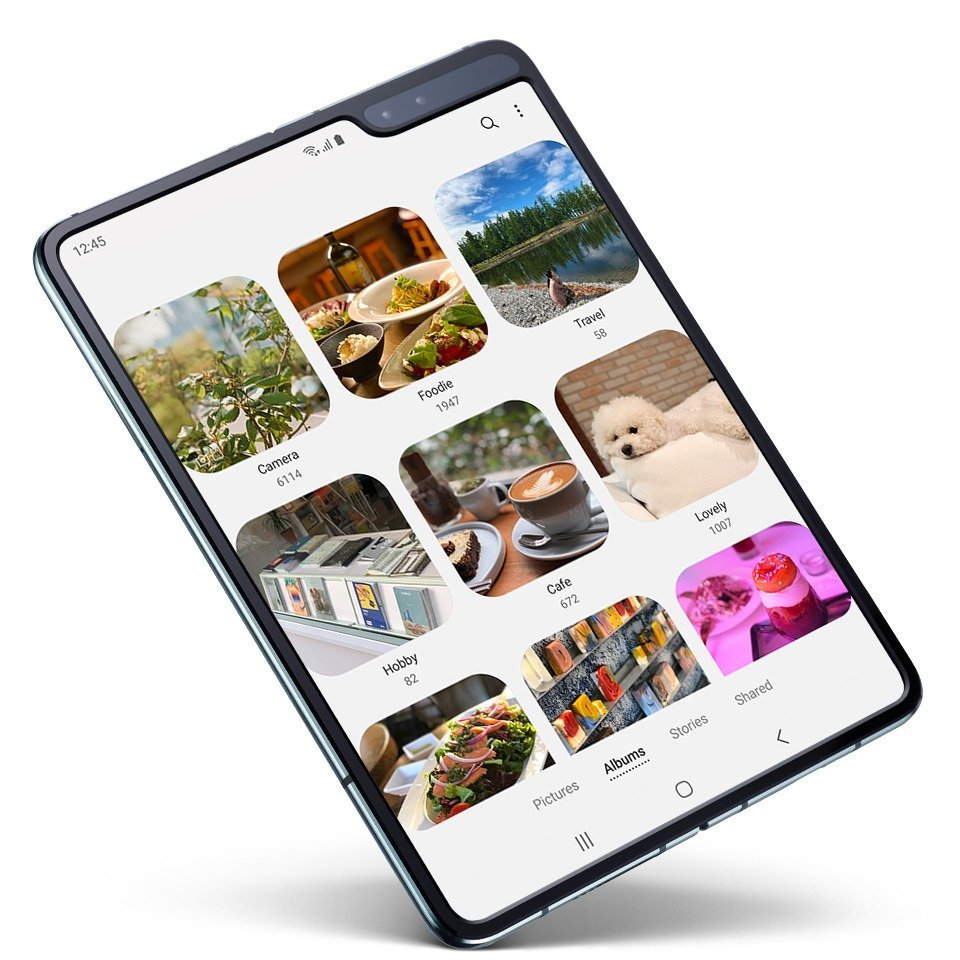 Image result for galaxy fold benchmark
