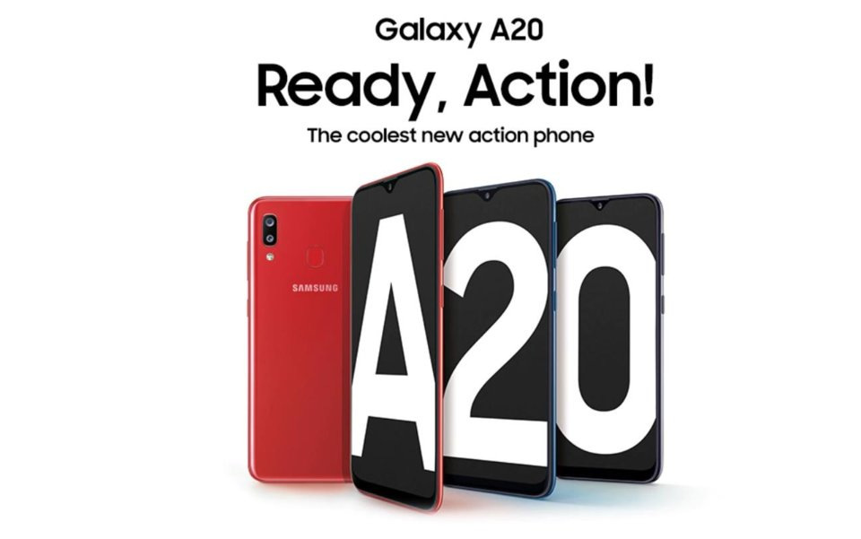 Huawei Y7 Prime 2019 VS  Samsung Galaxy A20: Comparison