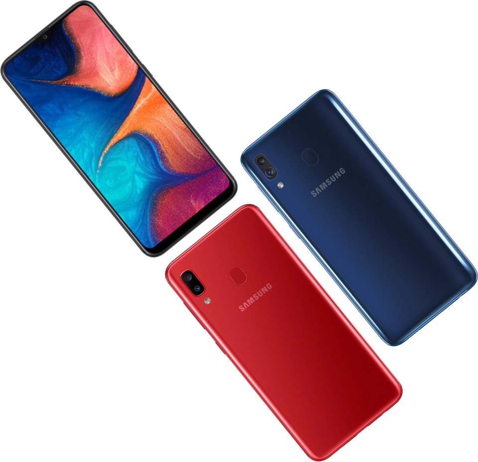 Huawei Y7 Prime 2019 VS  Samsung Galaxy A20: Comparison