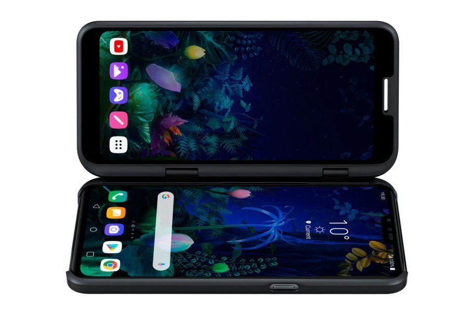 LG V40 ThinQ VS  LG V50 ThinQ 5G: Comparison