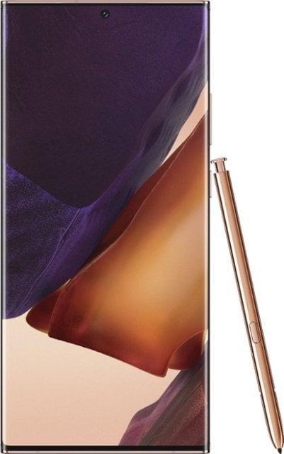 Samsung Galaxy Note20 Ultra · 12GB · 256GB · 5G