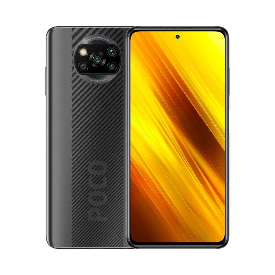 Poco X3 · 6GB · 64GB