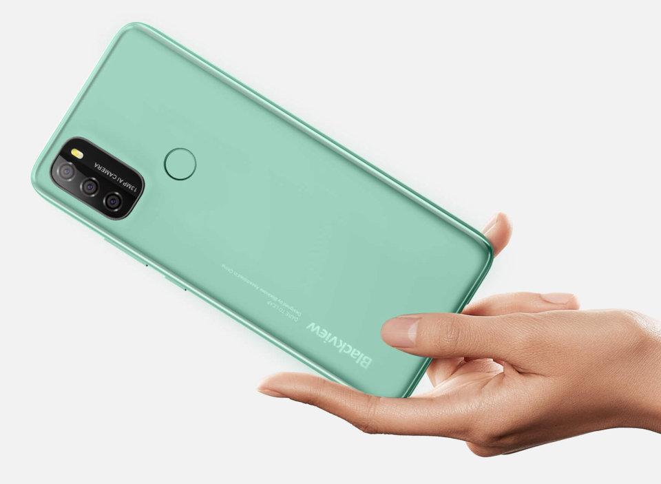 Le top des meilleurs smartphones à moins de 100 euros en 2021 - Blackview A70 www.heavybull.com
