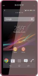 Фото:Sony Xperia Z1 Compact Pink