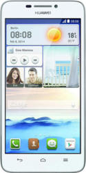 Photos:Huawei Ascend G620S