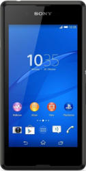 Photos:Sony Xperia E3