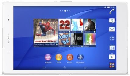 Fotos:Sony Xperia Z3 Tablet Compact