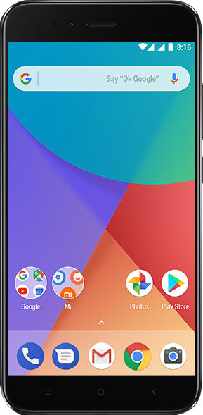 Antutu Benchmark of Xiaomi Mi A1