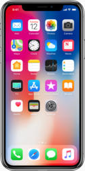 Foto:Apple iPhone X