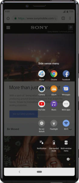 Sony Xperia 1 Price Specs And Black Friday Deals